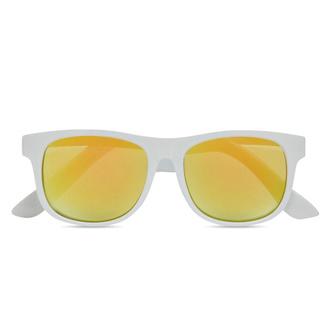 okuliare slnečné VANS - BY SPICOLI BENDABLE - White / Red, VANS
