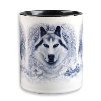 hrnček SPIRAL - WHITE WOLF, SPIRAL