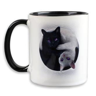 hrnček SPIRAL - YIN YANG CATS, SPIRAL