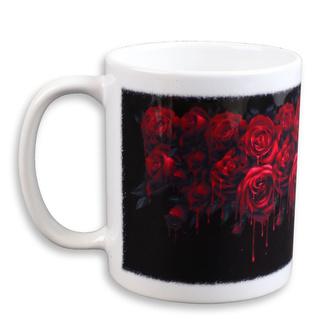 hrnček SPIRAL - BLOOD ROSE, SPIRAL