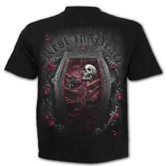 tričko pánske SPIRAL - REST IN PEACE, SPIRAL
