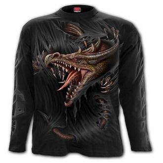 tričko pánske s dlhým rukávom SPIRAL - BREAKING OUT, SPIRAL