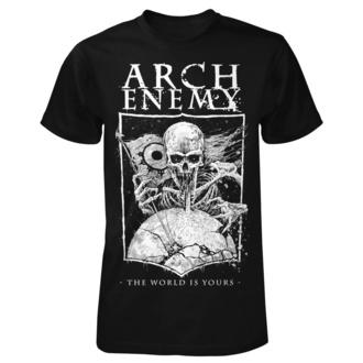 tričko pánske Arch Enemy - The World Is Yours - Black, NNM, Arch Enemy