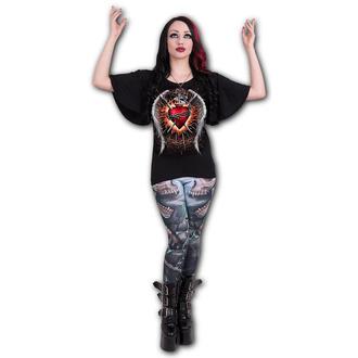 tričko dámske SPIRAL - SACRED WINGS - T173F719
