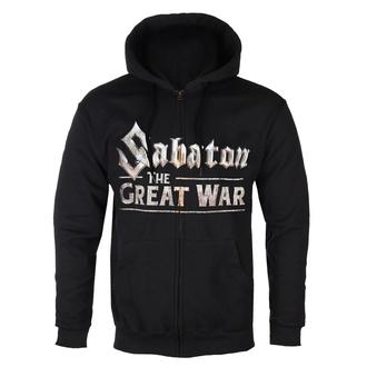 mikina pánska SABATON - The great war - NUCLEAR BLAST - 27960_HZ