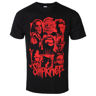 tričko pánske Slipknot - WANYK Red - ROCK OFF - SKTS48MB