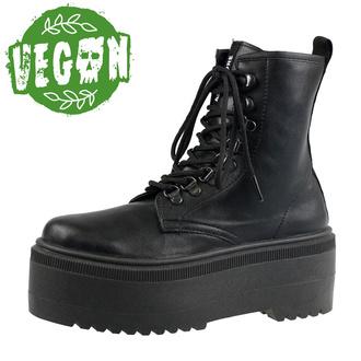 topánky ALTERCORE - Bae Black PU - ALT036
