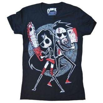 tričko dámske Akumu Ink - Us Vs. Them