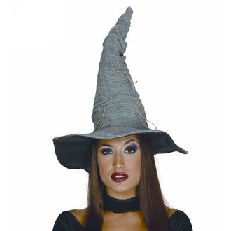 klobúk GREY WITCH, NNM