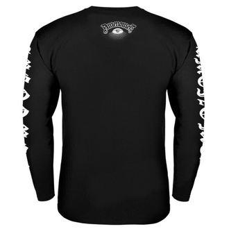 tričko pánske s dlhým rukávom AMENOMEN - SKELETON DA VINCI, AMENOMEN