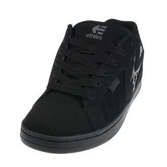 topánky ETNIES - Metal Mulisha - Fader 2 - BLACK / BLACK / BLACK, METAL MULISHA