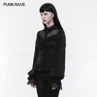 blúzka dámska PUNK RAVE - Gothic Lily, PUNK RAVE