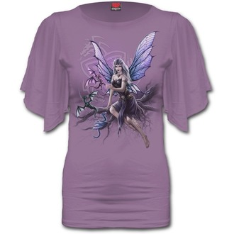 tričko dámske SPIRAL - DRAGON KEEPER - Purple, SPIRAL