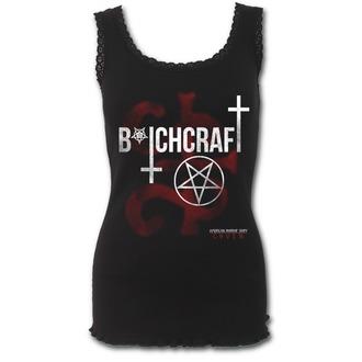 tielko dámske SPIRAL - COVEN - Bitchcraft, SPIRAL
