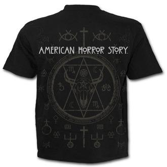 tričko pánske SPIRAL - American Horror Story - COVEN - SNAKEMOUTH, SPIRAL