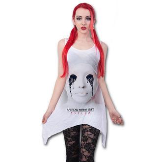šaty dámske SPIRAL - ASYLUM - WHITE NUN, SPIRAL