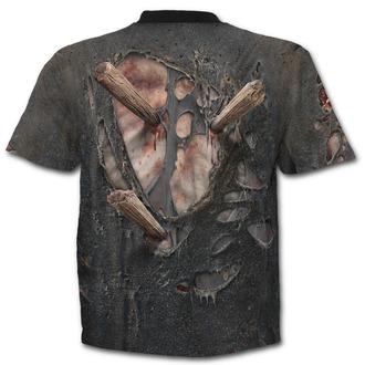 tričko pánske SPIRAL - ZOMBIE WRAP - Black, SPIRAL