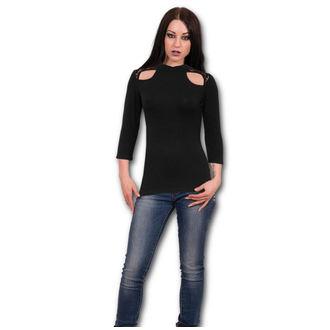 tričko dámske s dlhým rukávom SPIRAL - GOTHIC ELEGANCE