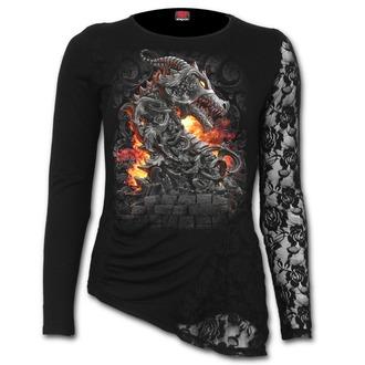 tričko dámske s dlhým rukávom SPIRAL - KEEPER OF THE FORTRESS, SPIRAL
