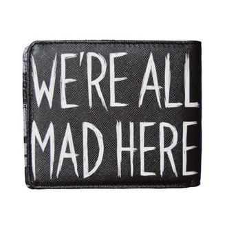 peňaženka AKUMU INK - We're All Mad Here, Akumu Ink
