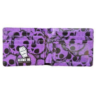 peňaženka AKUMU INK - Immortal Companion - 14BW01