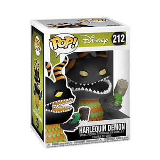 figúrka Nightmare before Christmas - POP! - Harlekýn Demon, POP