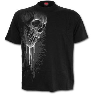 tričko pánske SPIRAL - BAT CURSE - Black
