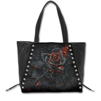 kabelka (taška) SPIRAL - BURNT ROSE