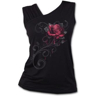 tielko dámske SPIRAL - ROSE SLANT - Black, SPIRAL