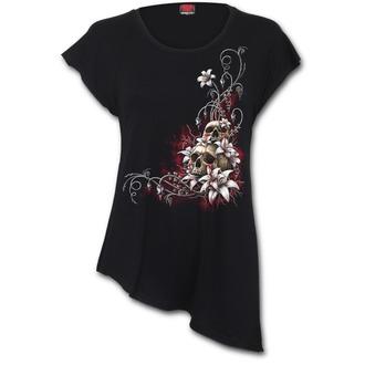 tričko dámske (tunika) SPIRAL - BLOOD TEARS, SPIRAL