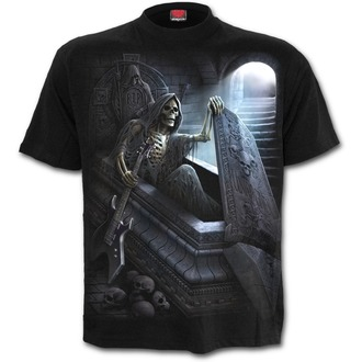 tričko pánske SPIRAL - UNFORGIVEN - Black, SPIRAL