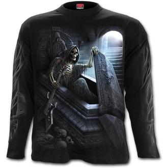 tričko pánske s dlhým rukávom SPIRAL - UNFORGIVEN - Black, SPIRAL