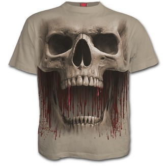 tričko pánske SPIRAL - DEATH ROAR - Stone, SPIRAL