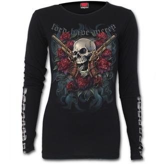 tričko dámske s dlhým rukávom SPIRAL - LORD HAVE MERCY, SPIRAL