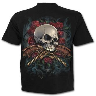 tričko pánske SPIRAL - LORD HAVE MERCY - Black, SPIRAL
