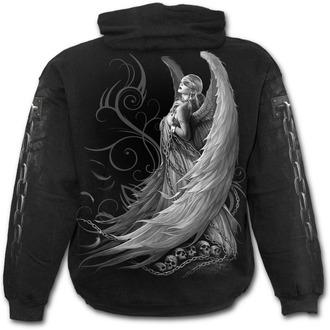 mikina pánska SPIRAL - CAPTIVE SPIRIT - Black, SPIRAL