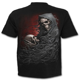 tričko pánske SPIRAL - DEATH ROBE - Black, SPIRAL