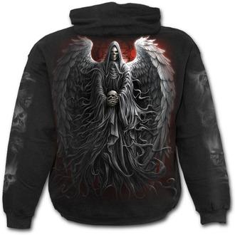 mikina pánska SPIRAL - DEATH ROBE - Black, SPIRAL