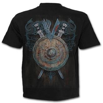 tričko pánske SPIRAL - Vikingovia - BATTLE - Plus Size, SPIRAL