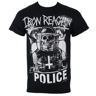 tričko pánske IRON REAGAN - RIOT COP - JSR, Just Say Rock, Iron Reagan