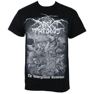 tričko pánske DARKTHRONE - UNDERGROUND - RESISTANCE - JSR, Just Say Rock, Darkthrone