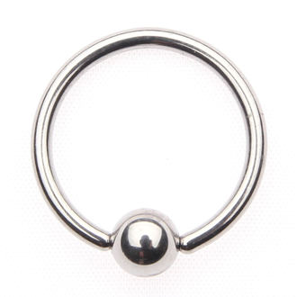 piercingový šperk - Ring / Ball