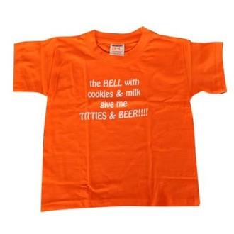 tričko detské 16002-006