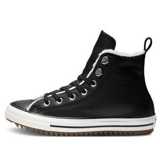 topánky pánske zimný CONVERSE - Chuck Taylor AS Hiker Boot - black / egret / gum, CONVERSE