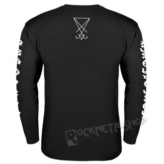 tričko pánske s dlhým rukávom AMENOMEN - BAD WOLF, AMENOMEN