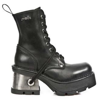 topánky dámske NEW ROCK - ITALI planing M8 ACERO, NEW ROCK