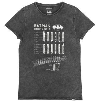 tričko pánske BATMAN - ANTRACITE, NNM, Batman