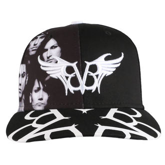 šiltovka BLACK VEIL BRIDES - BAND - PLASTIC HEAD, PLASTIC HEAD, Black Veil Brides