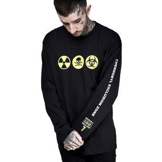 tričko s dlhým rukávom (unisex) DISTURBIA - Reactor, DISTURBIA