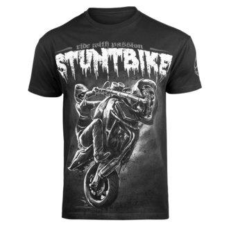 tričko pánske ALISTAR - Stuntbike, ALISTAR